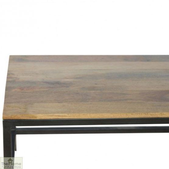 Iron Base Coffee Table_4
