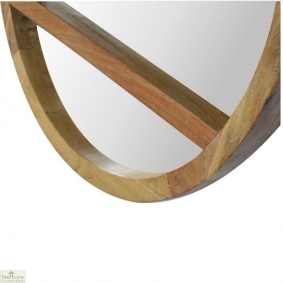 Wall Mounted Round Mirror_5