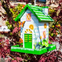 Butterfly Hanging Bird Feeder_1