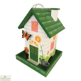 Butterfly Hanging Bird Feeder