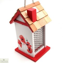 Poppy Design Hanging Bird Feeder