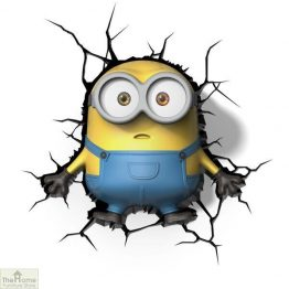 Minion Bob Wall Light