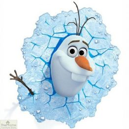 Frozen Olaf Wall Light