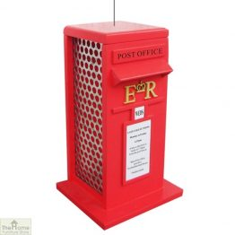 Post Box Hanging Bird Feeder