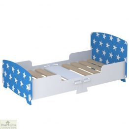 Blue Star Junior Toddler Bed