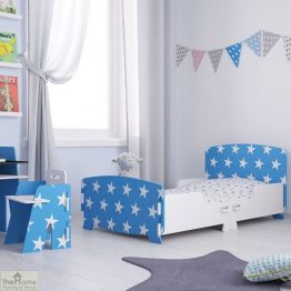 Blue Star Junior Toddler Bed_1