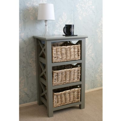 Casamoré Gloucester 3 Drawer Storage Unit_2