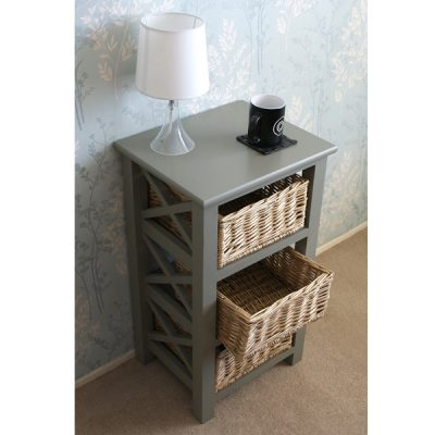 Casamoré Gloucester 3 Drawer Storage Unit_3