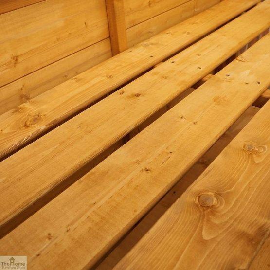 4 x 2 Mini Wooden Greenhouse_10