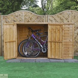 3 x 6 Pent Bike Store_1