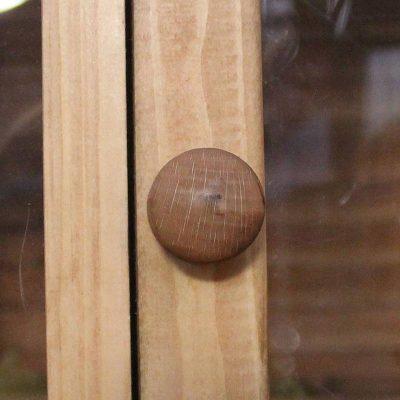 6 x 4 Evesham Wooden Greenhouse _2