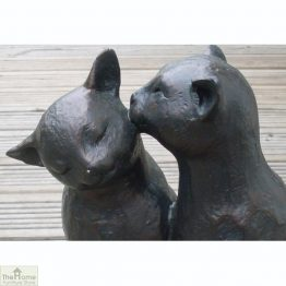 Two Cats Garden Ornament_1
