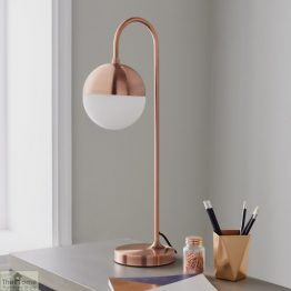 Mayfair Rose Gold Table Lamp_1