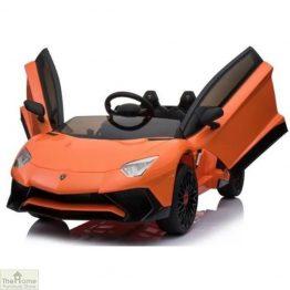 Lamborghini Aventador SV 12V Ride On Car
