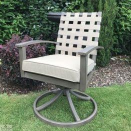 Encore Garden Swivel Armchair_1