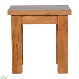 Boston Solid Wood Side Table