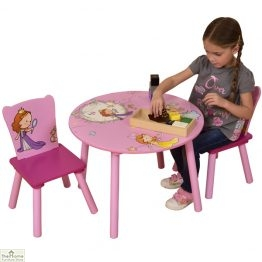 Princess Table and Chairs_1