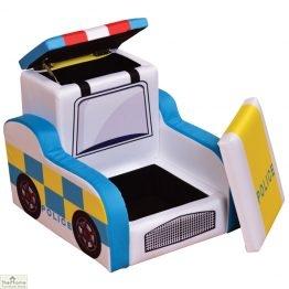 Police Car Storage Armchair_1