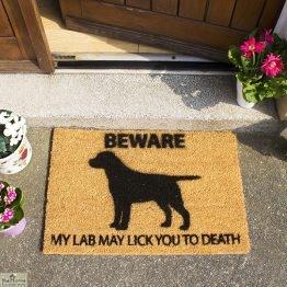 Labrador Dog Doormat_1