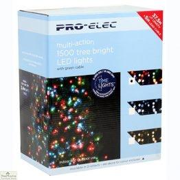 Multi-Coloured Christmas Tree Lights